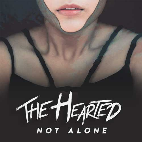 The Hearted Not Alone Artwork